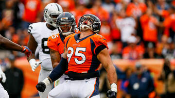 Logan & Lewis - On Air: Derek Wolfe
