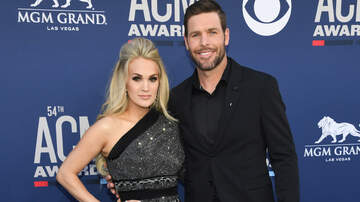 CMT Cody Alan - Carrie Underwood Reveals She Pumped And Then Performed At ACM Awards