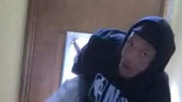 Weird News - Police Trying To Identify 'Doggie Door Bandit' Who Burglarized Home
