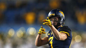 Broncos All-Access - David Sills, WVU WR, Talks His Game, What He'll Bring To NFL