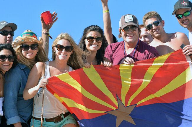 2013 Arizona Country Thunder Music Festival - Day 4