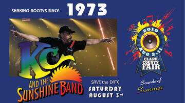 None - KC and the Sunshine Band - 8/3 @ Clark County Fair