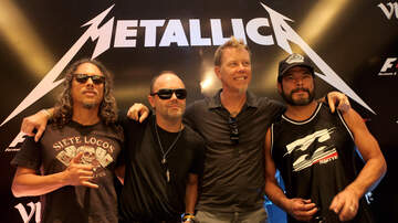 The Rod Ryan Show - Music: Metallica Played for One Percent of the Population of Finland