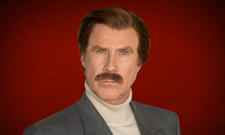 Trending - Ron Burgundy Talks All Things England & 'Harry Potter' on Podcast