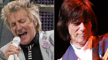 Ted McKay - ROD STEWART SET FOR RARE REUNION WITH JEFF BECK!!