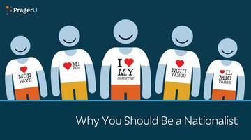 None - Why You Should Be a Nationalist