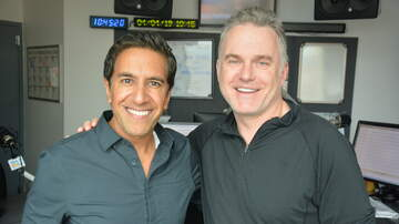 Valentine In The Morning - Dr. Sanjay Gupta Talks About The Dangers Of Too Much Screen Time