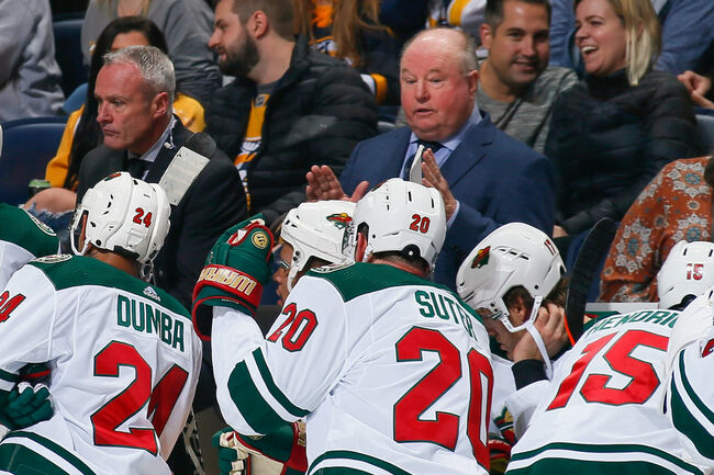 Boudreau will be back, but can Wild return to playoffs? | KFAN