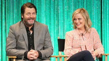 Valentine In The Morning - Amy Poehler & Nick Offerman Thank Fans On Parks & Rec's 10th Anniversary