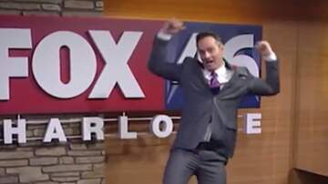 The Jim Colbert Show - Fox 46 Charlotte meteorologist Nick Kosir.  A Meteorologist With Some Moves