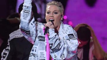 Entertainment News - Pink Drops Upbeat Bop 'Can We Pretend' Featuring Cash Cash: Listen Now
