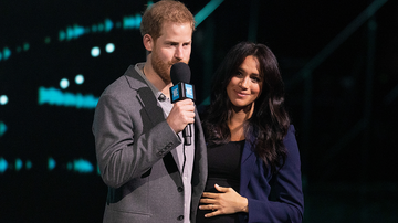 Headlines - Meghan Markle & Prince Harry Announce Unique Royal Baby Birth Plan