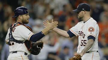Koch and Kalu - Astros Win 8-6, Sweep the Yankees for the First Time Ever