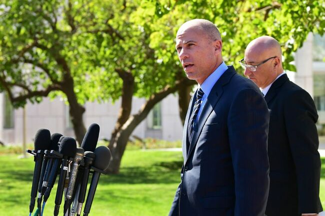 Michael Avenatti Vows to Fight Federal Charges