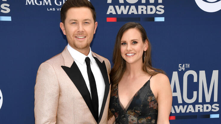 Scotty McCreery 'Teamwork Makes The Dream Work' In Marriage