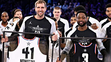 The Herd with Colin Cowherd - Dirk Nowitzki Would Be Drafted Over Dwyane Wade if They Came Out in 2019