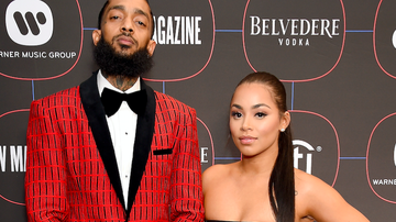 Honey German - Lauren London's Message To Nip Will Break Your Heart