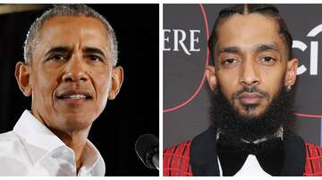 Honey German - Barack Obama Pens Letter In Honor Of Nipsey Hussle