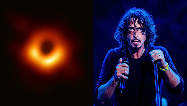 """The Surprising Prompt That Led To Chris Cornell Writing """"Black Hole Sun"""""""