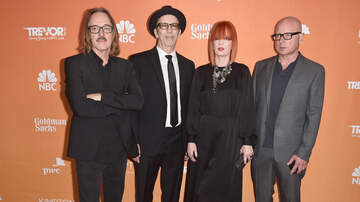 Joe Johnson - Joe Johnson talks with Butch Vig of Garbage about their upcoming show