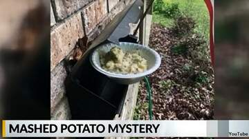 Coast to Coast AM with George Noory - Video: Mysterious Mashed Potatoes Confound Mississippi Community