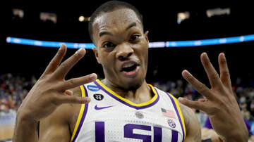 Louisiana Sports - Another LSU Tiger Declares For NBA Draft