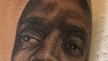 Mani Millss - Check out Lauren London's New Tattoo Portrait of Nipsey Hussle!