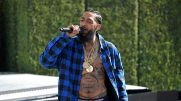 Nina Chantele - Fans May Send Flowers To Nipsey Hussle
