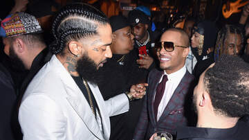 Nina Chantele - T.I., The Game & Meek Mill Buy Out Nipsey's Clothing Store Before Memorial