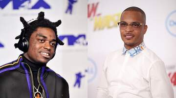 Shay Diddy - Kodak Black Claims TI Just Wanted Dibs First On Lauren London.