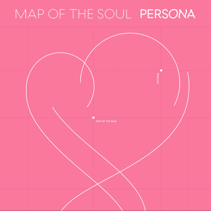 'Map of the Soul: Persona' Album Cover Art