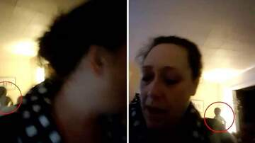 Weird, Odd and Bizarre News - Eerie Ghost A Video-Chatting Mom Accidentally Filmed Will Give You Chills