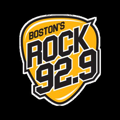 Boston's Rock 92.9 logo