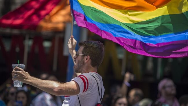 Los Angeles Holds Gay Pride Weekend Celebrations