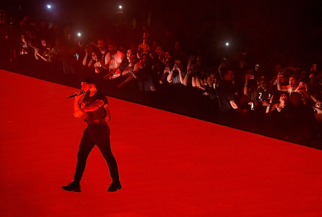 Drake In Concert - New York, NY