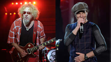 Maria Milito - Sammy Hagar Does Not Know What David Lee Roth's Problem With Him Is