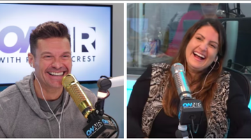 Ryan Seacrest - Sisanie Explains Terrifying New Dating Term 'Cloaking' to Ryan: Watch