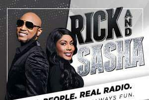Yolanda Neely - Check out our New Morning Show Rick And Sasha in The Mornings!