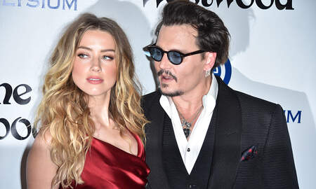 Dana & Jay in the Morning - Johnny Depp Accuses Ex-Wife Amber Heard of Having 'Painted-On Bruises'
