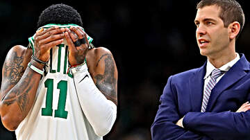The Herd with Colin Cowherd - Kyrie Irving Would Be a Fool to Leave Brad Stevens