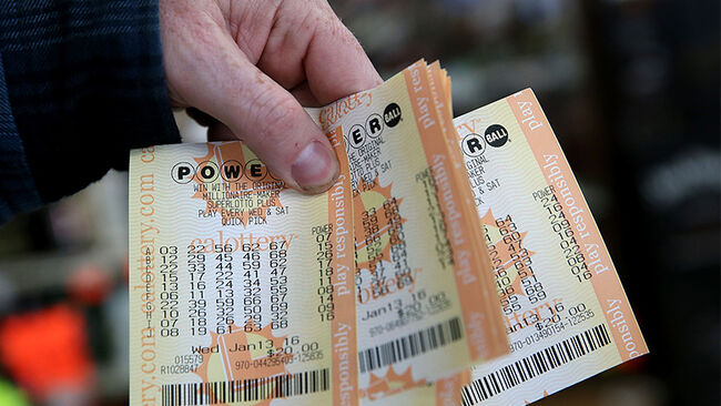 Texan claims lottery prize just before deadline