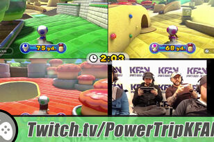 """The Power Trip """"After Party"""" Plays Nintendo Land [Wombo Sports]"""