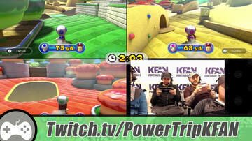 The Power Trip - The Power Trip After Party Plays Nintendo Land [Wombo Sports]