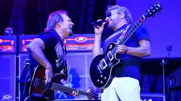 Gerry Martire Blog - Michael Anthony, Sammy Hagar Only Became Close After Van Halen