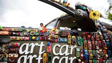 Rick Lovett - Art Car Ball & The Art Car Parade