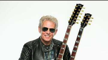 Stuck & Gunner - Don Felder: Playing Guitar In Front Of Jimmy Page!