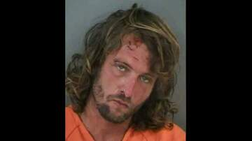 Klinger - Drunk Shirtless Man Arrested At Olive Garden In Florida For Eating w/Hands