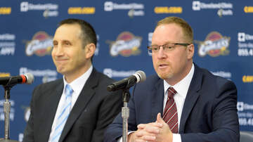 Louisiana Sports - AP Sources: Pelicans Hiring Former Cavs GM Griffin