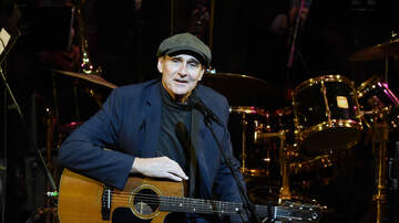 Mark Wallengren - James Taylor Says He's Grateful to Be Alive and Still Recording Music