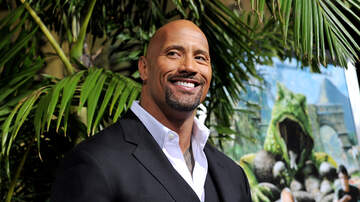 Crystal Rosas - Dwayne Johnson Leaves Honeymoon Early to Replace Kevin Hart on Talk Show
